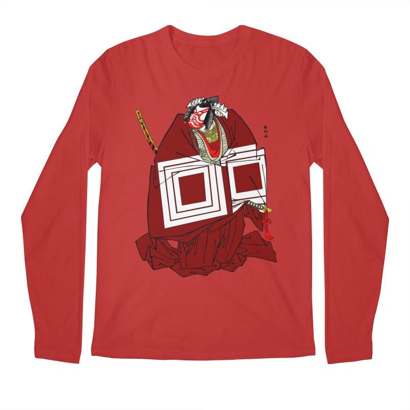 ICHIKAWA PERFORMS Men's Regular Longsleeve T-Shirt by strawberrymonkey's Artist Shop