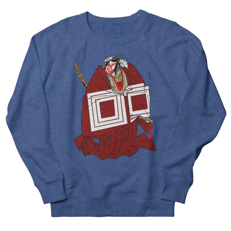 ICHIKAWA PERFORMS Men's French Terry Sweatshirt by strawberrymonkey's Artist Shop