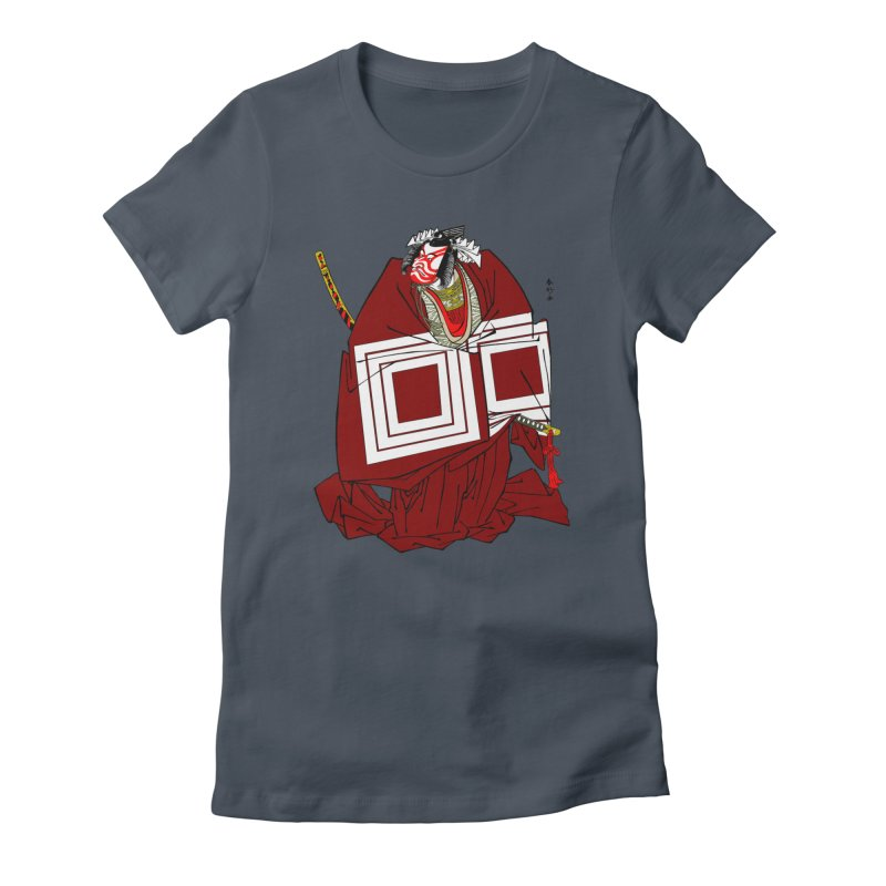 ICHIKAWA PERFORMS Women's T-Shirt by strawberrymonkey's Artist Shop