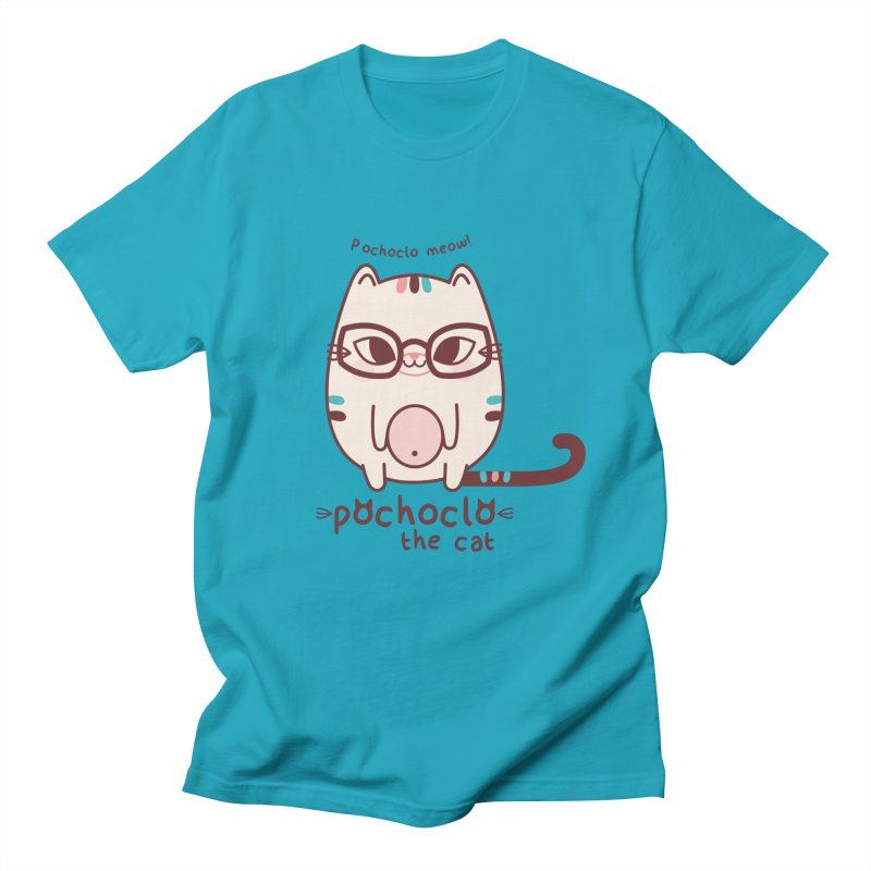 Pochoclo The Cat Women's Unisex T-Shirt by strawberrystyle's Artist Shop