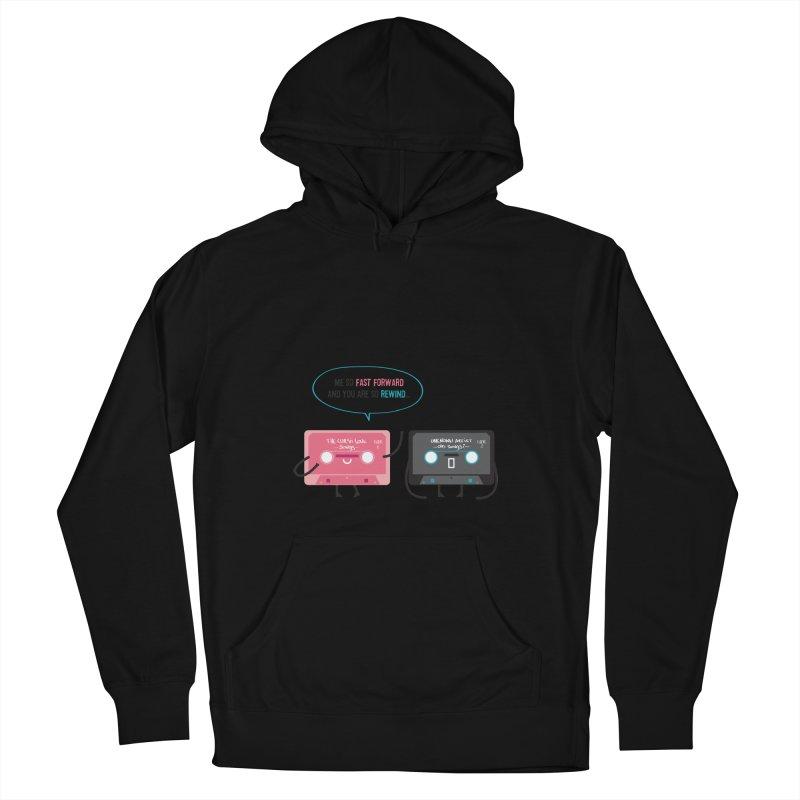 Fast Forward vs Rewind   by strawberrystyle's Artist Shop
