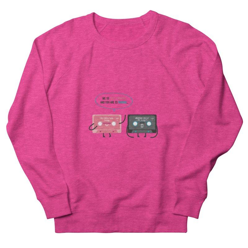 Fast Forward vs Rewind Women's Sweatshirt by strawberrystyle's Artist Shop