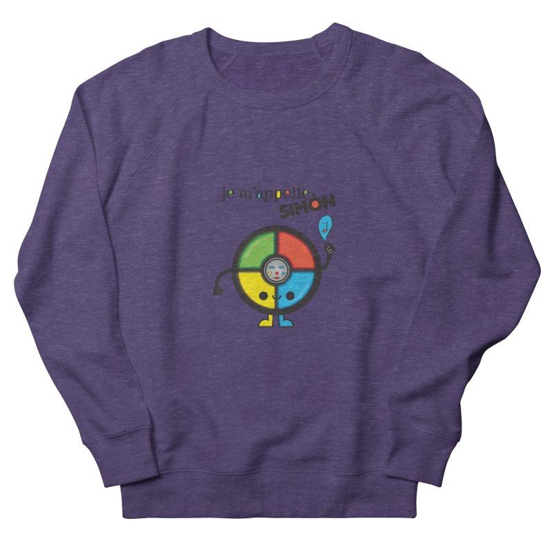 Je m'appelle simón Men's Sweatshirt by strawberrystyle's Artist Shop
