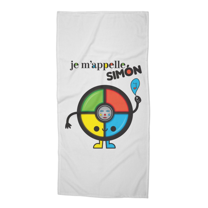 Je m'appelle simón   by strawberrystyle's Artist Shop
