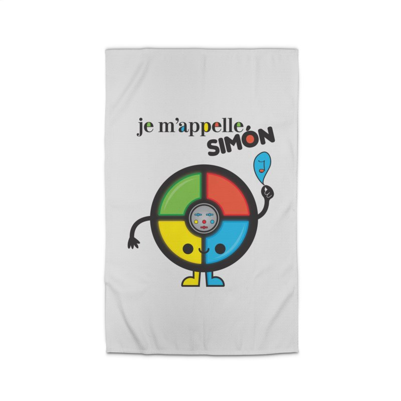 Je m'appelle simón Home Rug by strawberrystyle's Artist Shop
