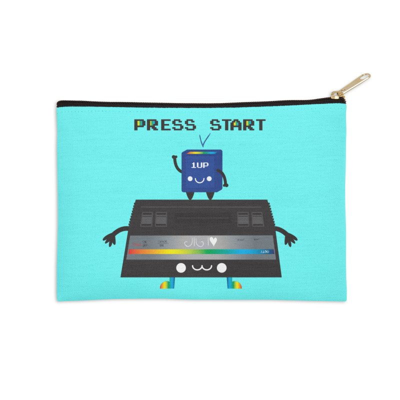 Press Start   by strawberrystyle's Artist Shop