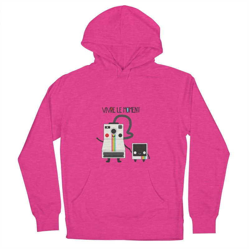 Vivre Le Moment Men's Pullover Hoody by strawberrystyle's Artist Shop