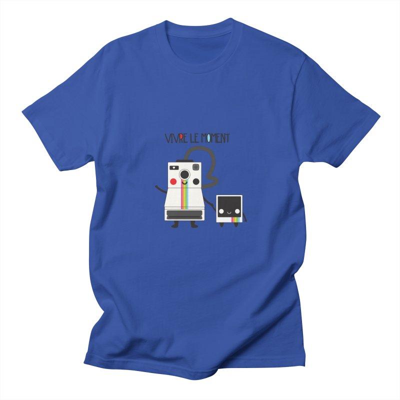 Vivre Le Moment Women's Unisex T-Shirt by strawberrystyle's Artist Shop