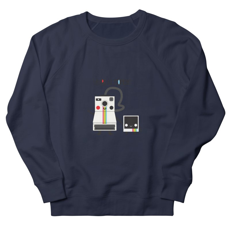 Vivre Le Moment Women's Sweatshirt by strawberrystyle's Artist Shop
