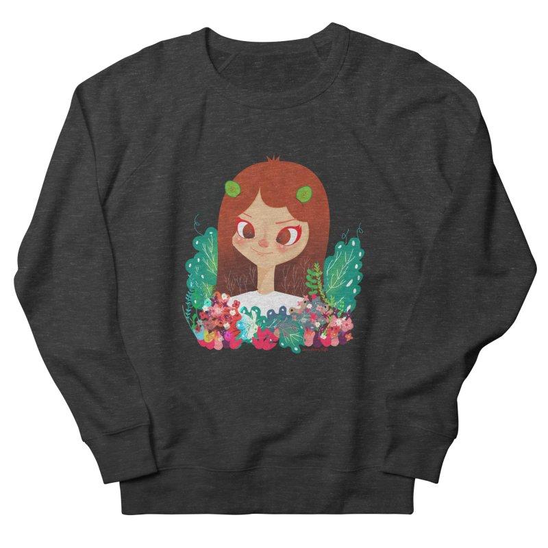 Floral Women's Sweatshirt by strawberrystyle's Artist Shop