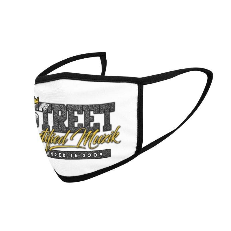 Street Certified Muzik Accessories Face Mask by Street Certified Muzik