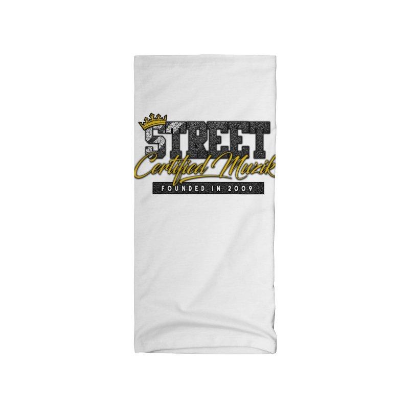 Street Certified Muzik Accessories Neck Gaiter by Street Certified Muzik