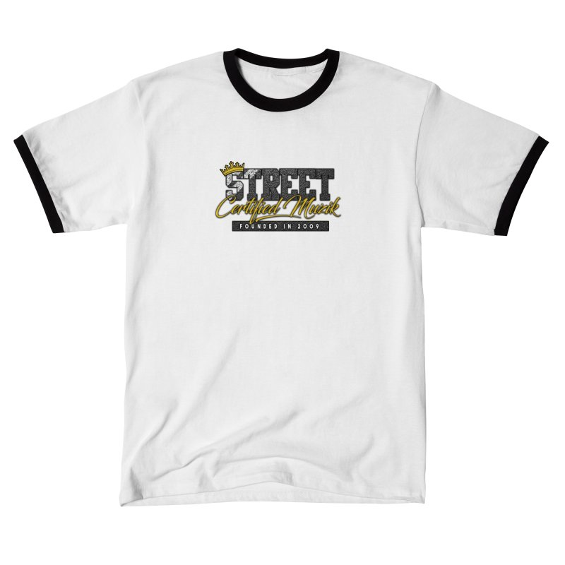 Street Certified Muzik Women's T-Shirt by Street Certified Muzik