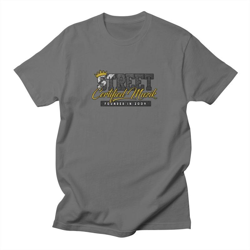 Street Certified Muzik Men's T-Shirt by Street Certified Muzik