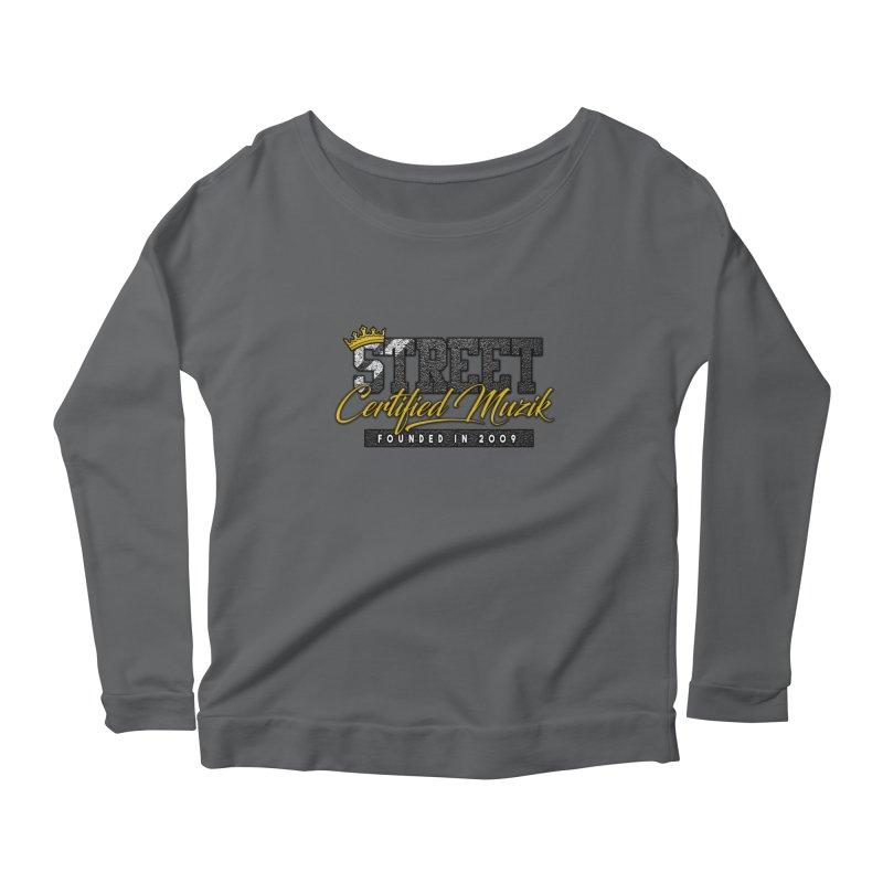 Street Certified Muzik Women's Longsleeve T-Shirt by Street Certified Muzik
