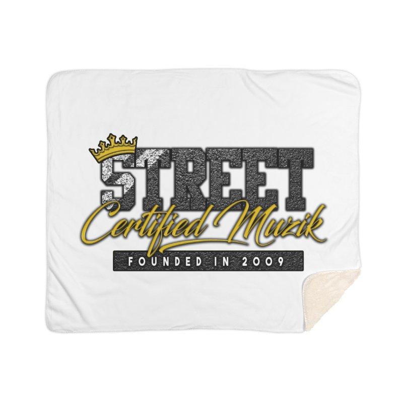 Street Certified Muzik Home Blanket by Street Certified Muzik