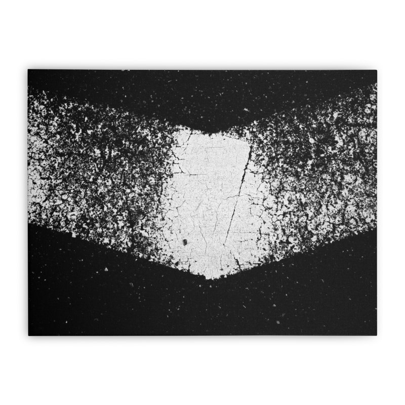 Hachiman Home Stretched Canvas by Street Sheets