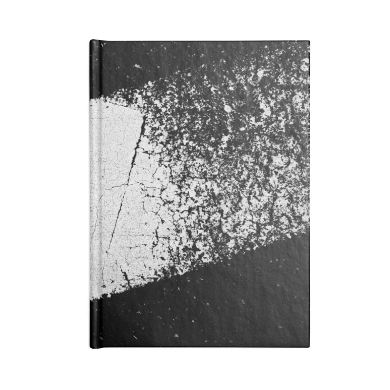 Hachiman Accessories Blank Journal Notebook by Street Sheets