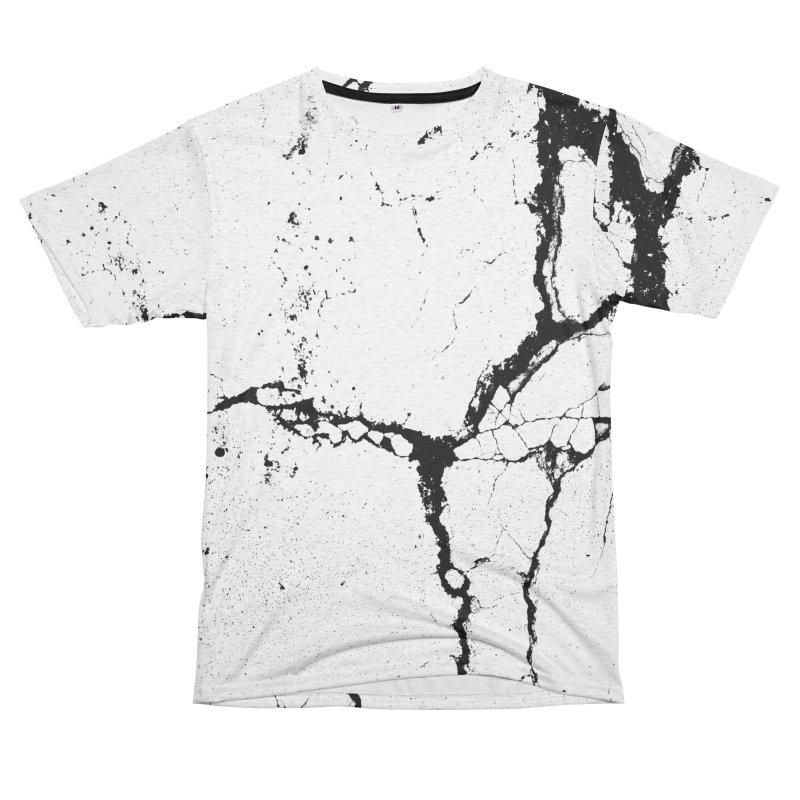 Kurakku Women's Unisex French Terry T-Shirt Cut & Sew by Street Sheets