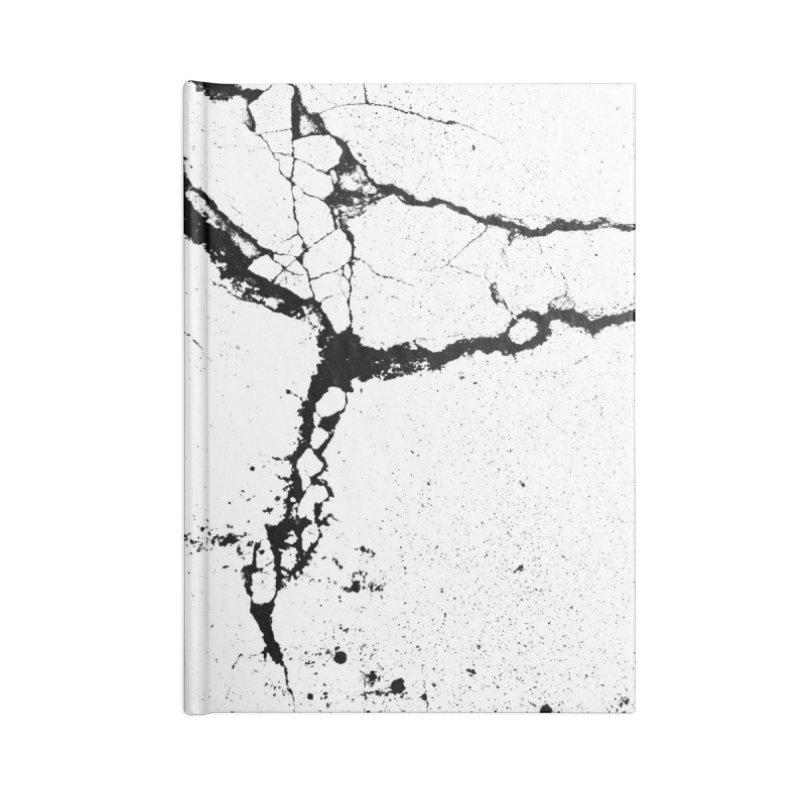 Kurakku Accessories Blank Journal Notebook by Street Sheets