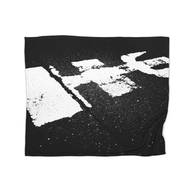 Ma Home Fleece Blanket Blanket by Street Sheets
