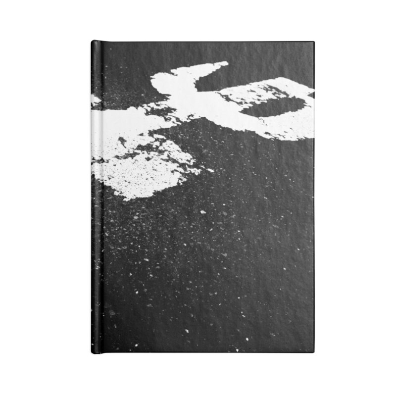 Ma Accessories Blank Journal Notebook by Street Sheets