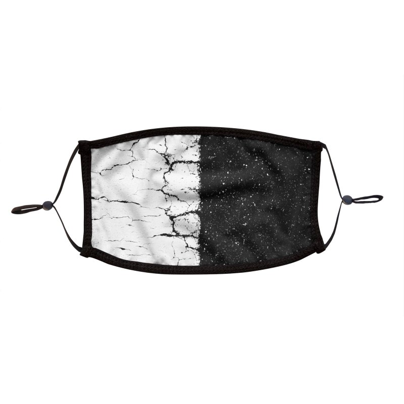 Hafu Accessories Face Mask by Street Sheets