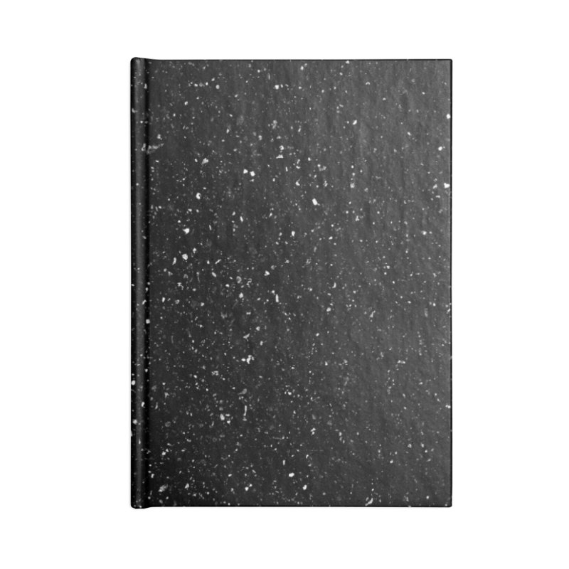 Hafu Accessories Blank Journal Notebook by Street Sheets