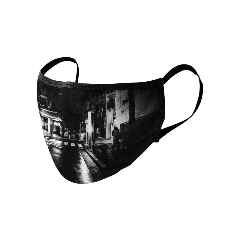 Kōsa-ji Accessories Face Mask by Street Sheets