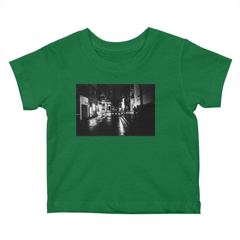 Kōsa-ji Kids Baby T-Shirt by Street Sheets