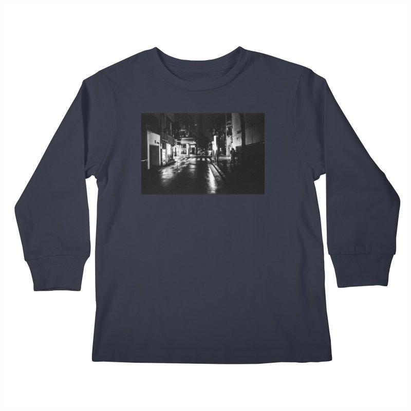 Kōsa-ji Kids Longsleeve T-Shirt by Street Sheets