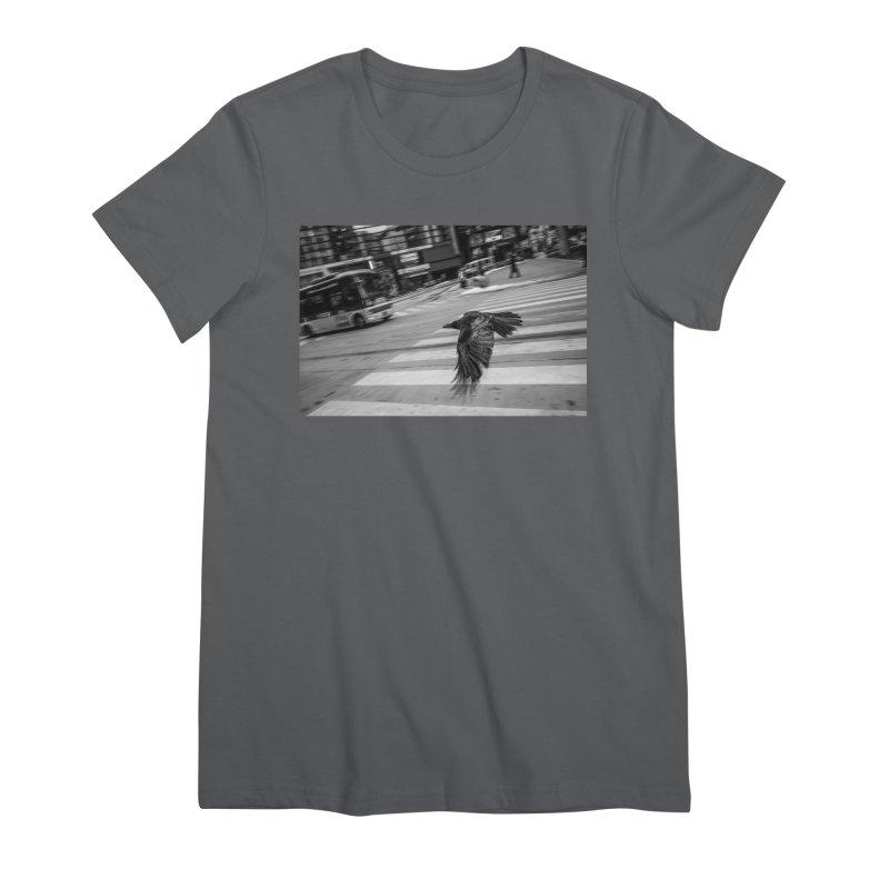 Karasu Women's T-Shirt by Street Sheets