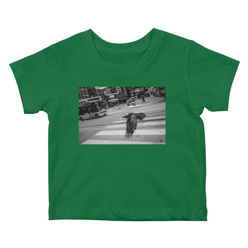 Karasu Kids Baby T-Shirt by Street Sheets