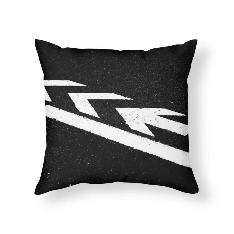 Hidari Home Throw Pillow by Street Sheets