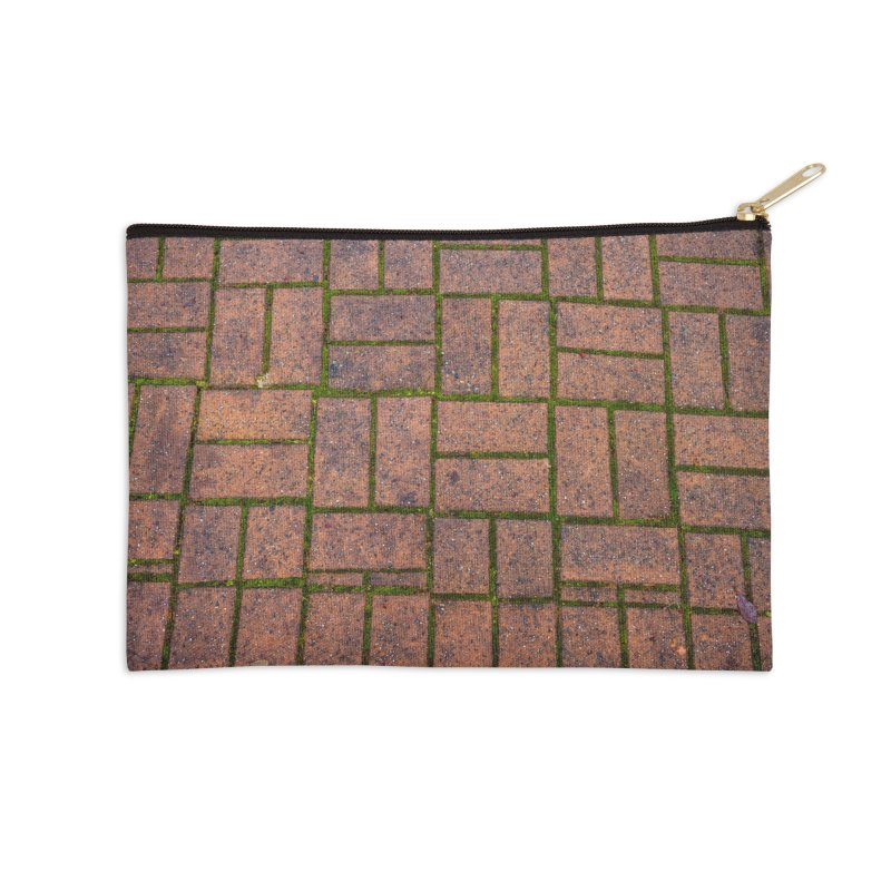 Bricks Accessories Zip Pouch by Street Sheets