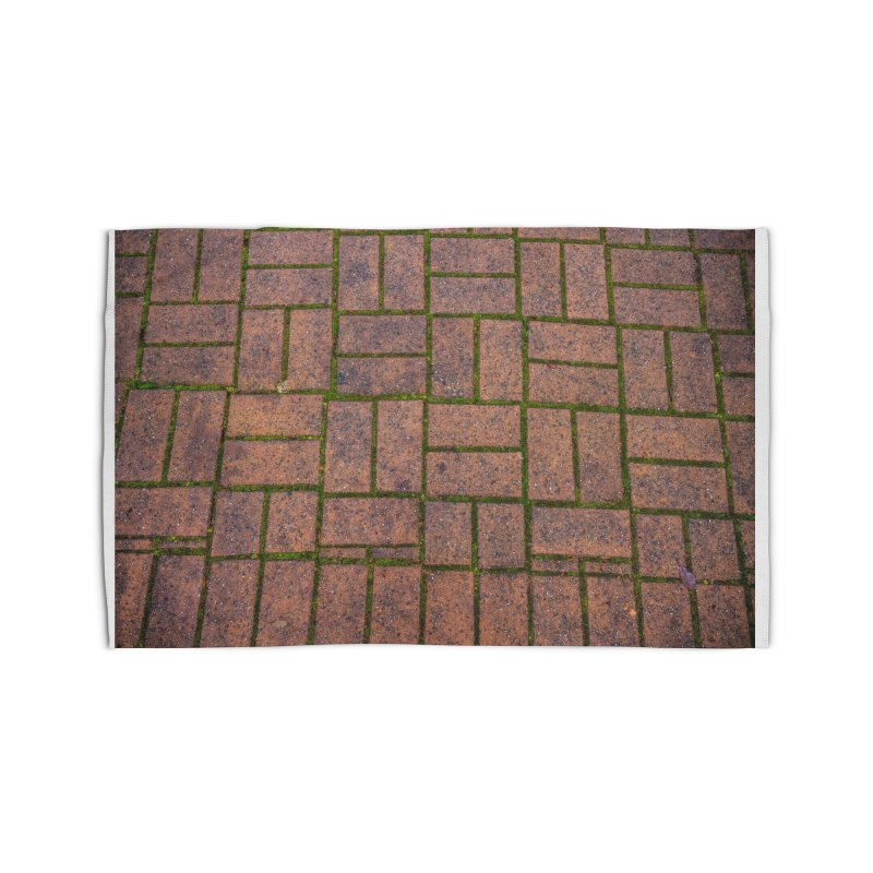 Bricks Home Rug by Street Sheets