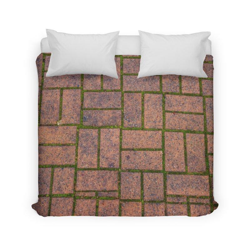 Bricks Home Duvet by Street Sheets