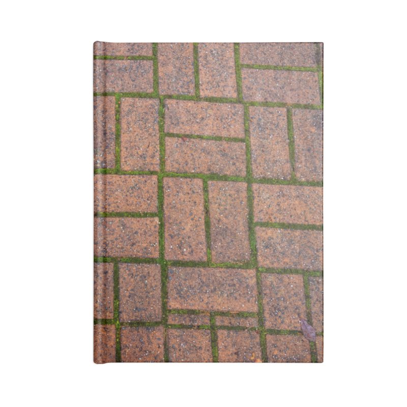 Bricks Accessories Notebook by Street Sheets