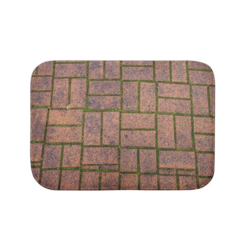 Bricks Home Bath Mat by Street Sheets
