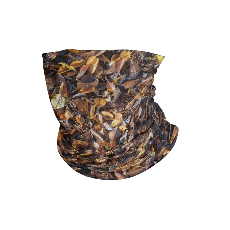 Leaves Accessories Neck Gaiter by Street Sheets