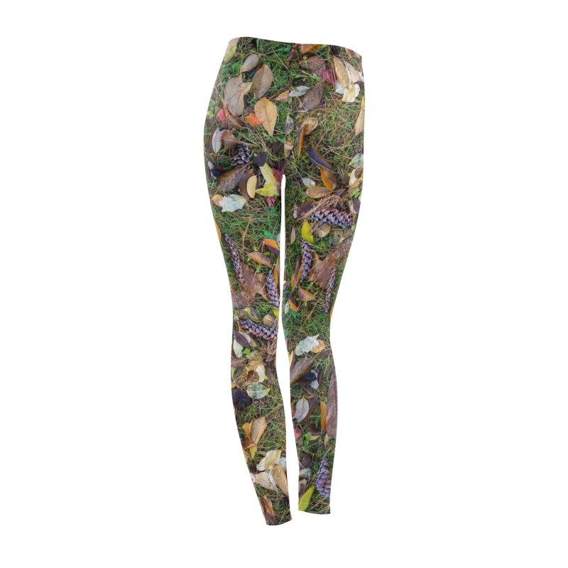 Pinecones Women's Bottoms by Street Sheets