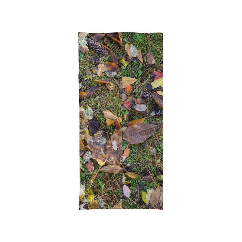 Pinecones Accessories Neck Gaiter by Street Sheets