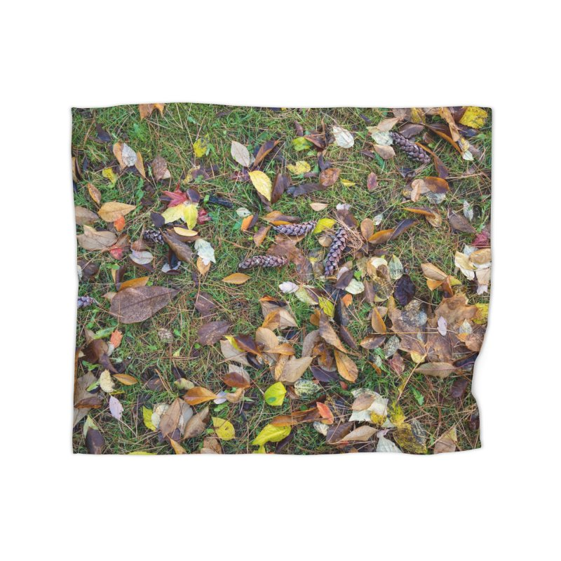 Pinecones Home Blanket by Street Sheets