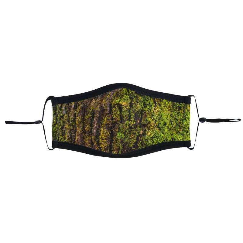 Tree Accessories Face Mask by Street Sheets