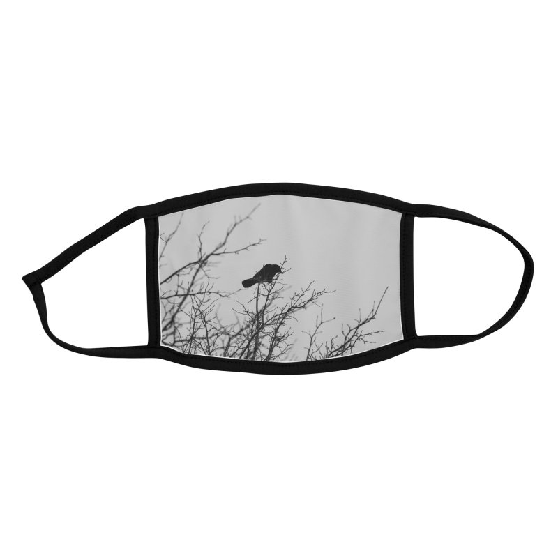 Crow Tree Accessories Face Mask by Street Sheets