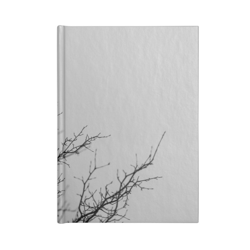 Crow Tree Accessories Notebook by Street Sheets
