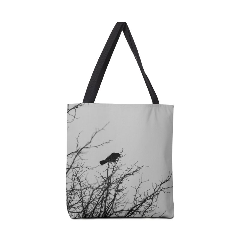 Crow Tree Accessories Bag by Street Sheets