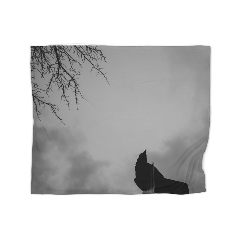 Crow Sky Home Blanket by Street Sheets