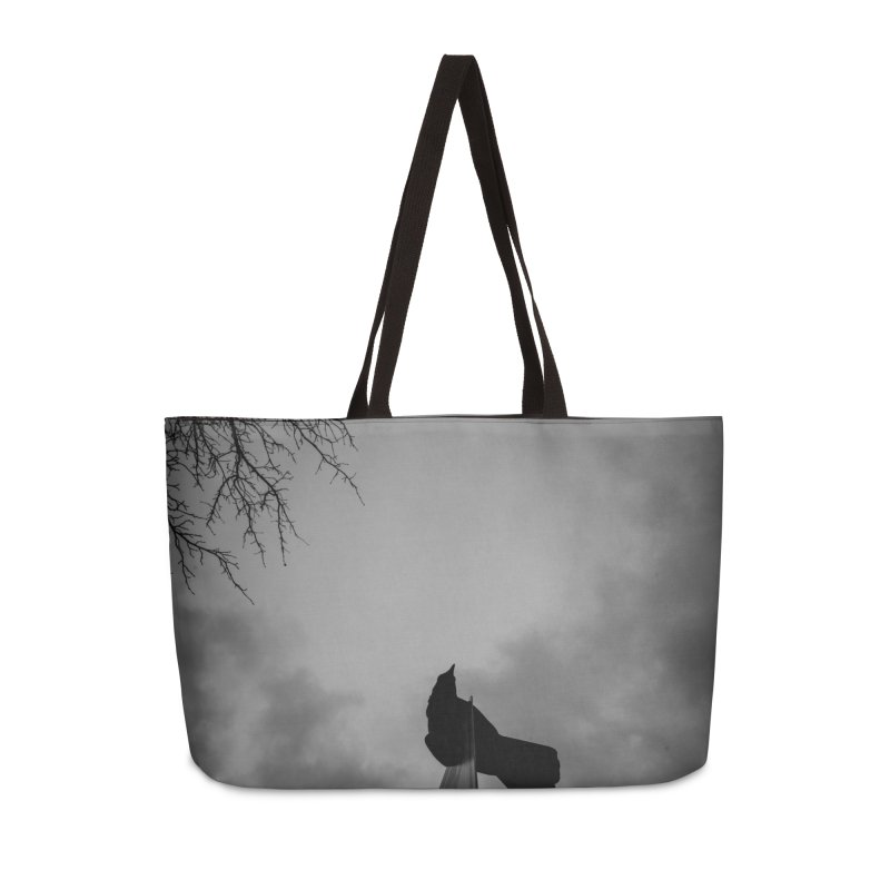 Crow Sky Accessories Bag by Street Sheets