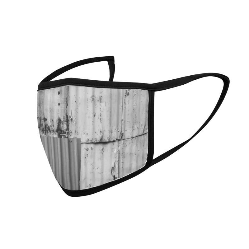 Metal Wall Accessories Face Mask by Street Sheets